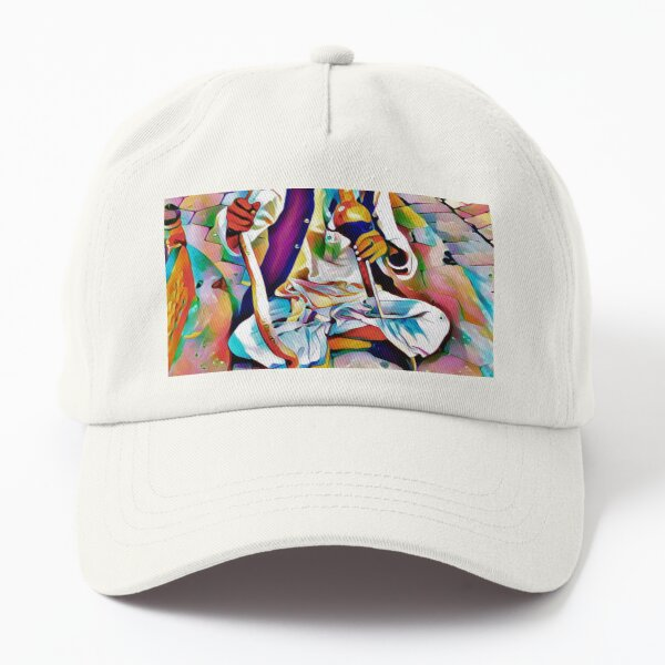snake charmer  Dad Hat