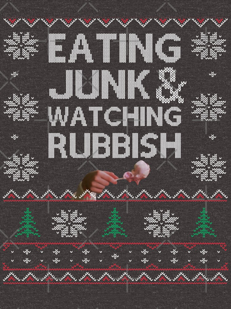 Eating Junk & Watching Rubbish by buckwild