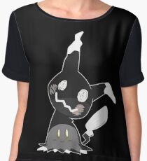 Pokemon Sun / Moon - Happy Mimikyu :) Chiffon Top