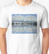 Clouds Reflection T-Shirt