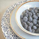 Blueberries by Lyn  Randle