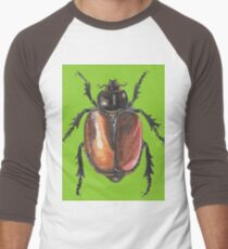Insect drawing Men's Baseball ¾ T-Shirt