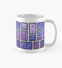 Butterfly Collection - Purple Mug