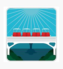 People Mover Photographic Print