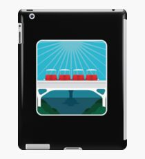People Mover iPad Case/Skin
