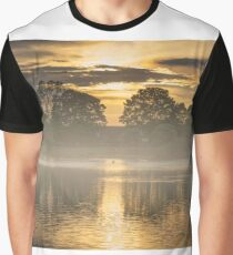 Misty Morn Graphic T-Shirt