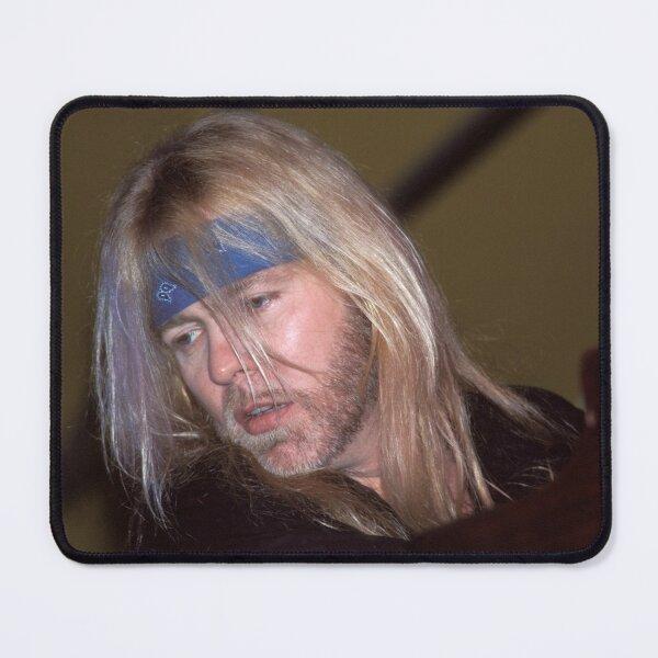 Gregg Allman Photograph Mouse Pad