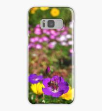 Bee buffet Samsung Galaxy Case/Skin