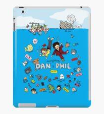 Alpacalyptica: Alles Dan & Phil iPad-Hülle & Klebefolie