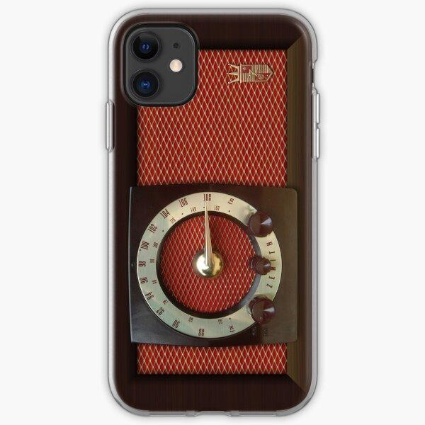Vintage Sounds I iPhone Soft Case