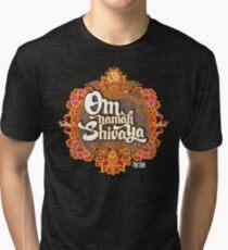 Om namah Shivaya  Tri-blend T-Shirt