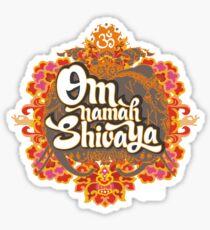 Om namah Shivaya  Sticker