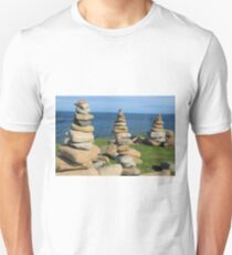 holy island, past and present T-Shirt