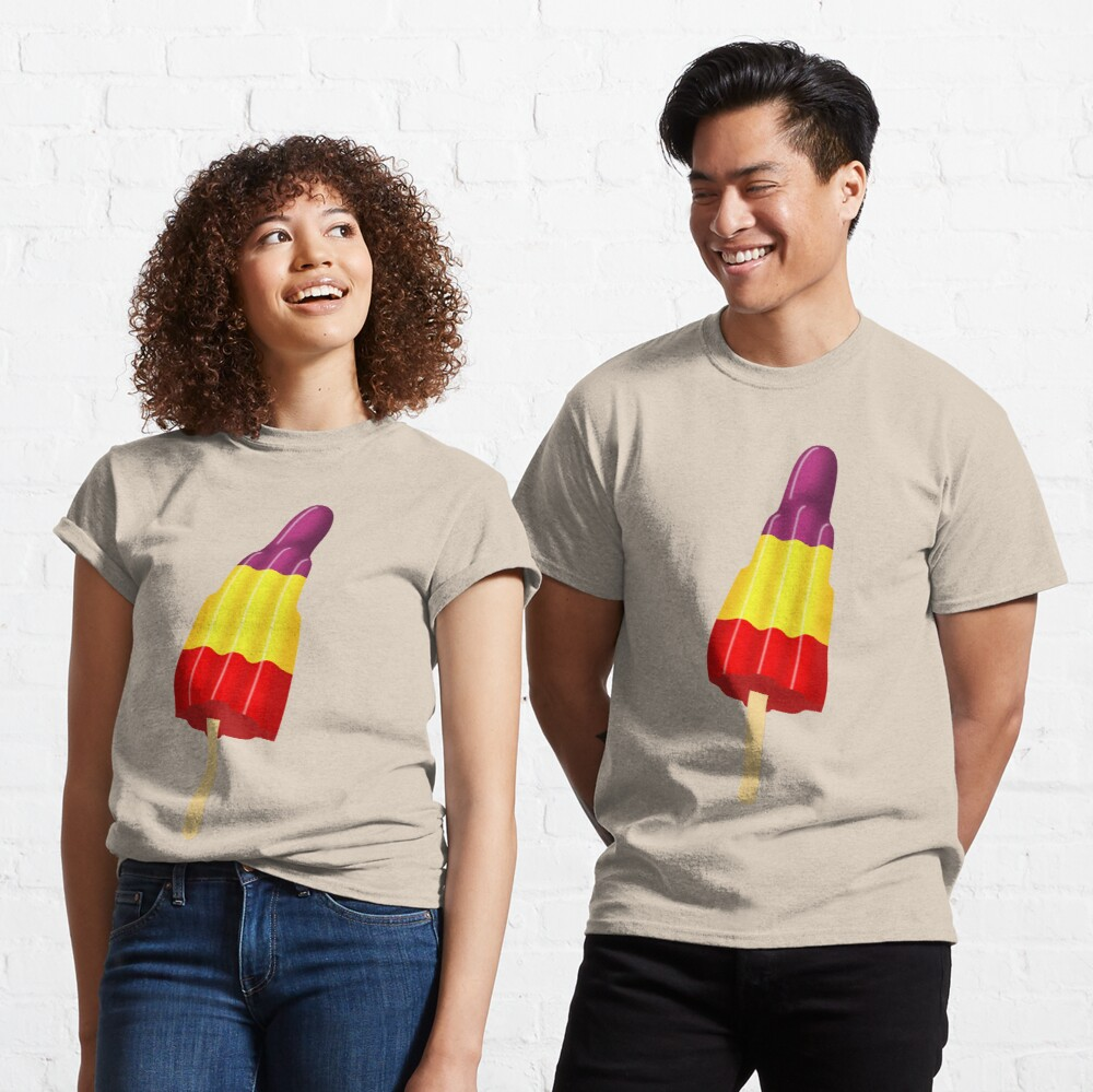 NDVH Iced Lolly Classic T-Shirt
