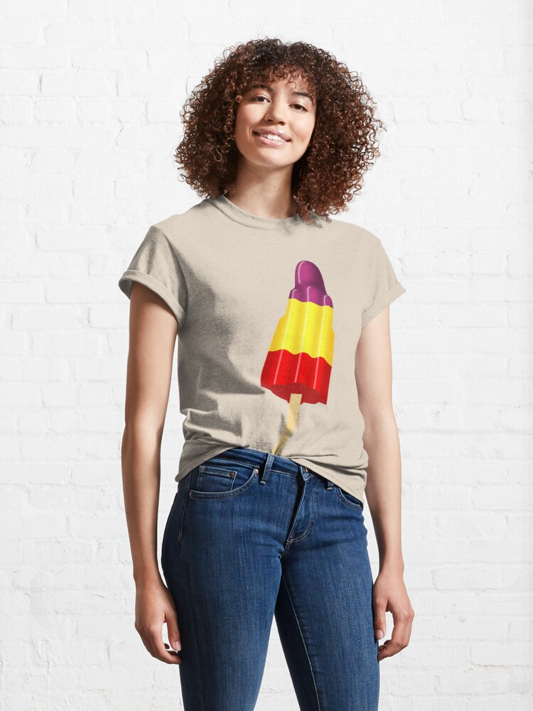 Alternate view of NDVH Iced Lolly Classic T-Shirt