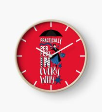 Mary Poppins Clock