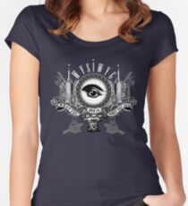 WYSIWYG Women's Fitted Scoop T-Shirt
