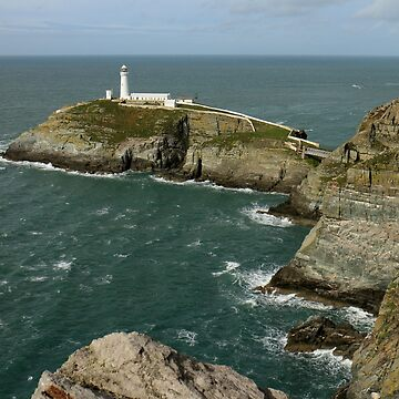 South Stack by RoystonVasey