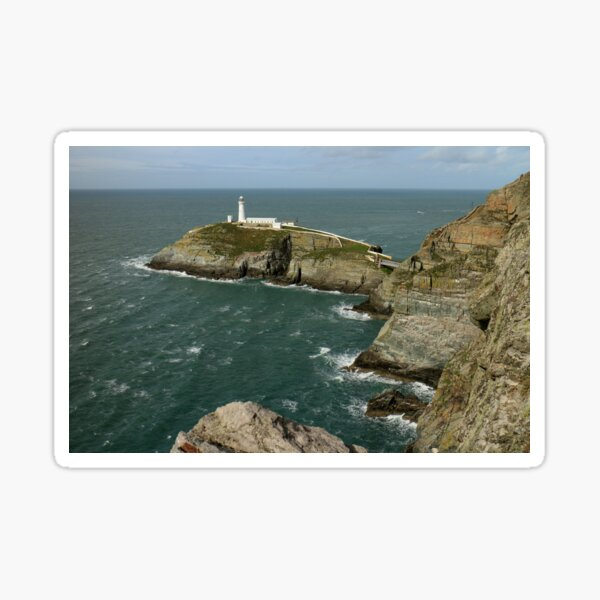 South Stack Sticker