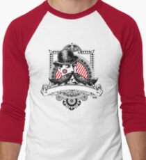 The gentelman Men's Baseball ¾ T-Shirt