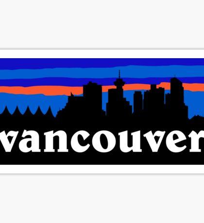 Vancouver Sticker