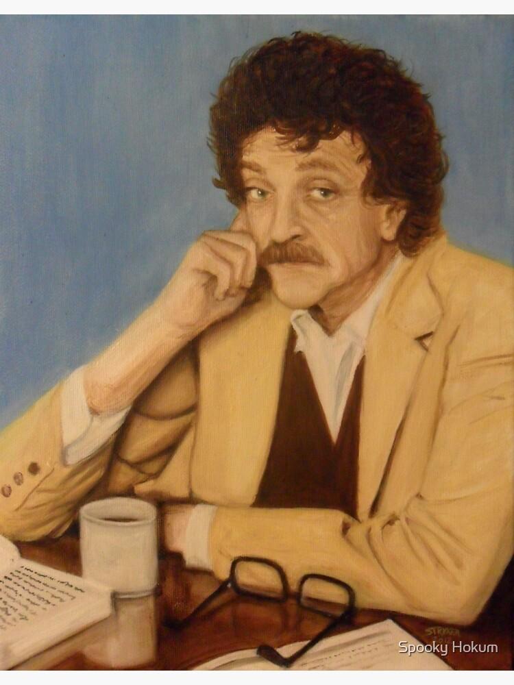 Kurt Vonnegut, Jr. von SMD83