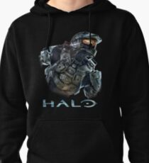Halo Masterchief by Joshi x Julie Pullover Hoodie