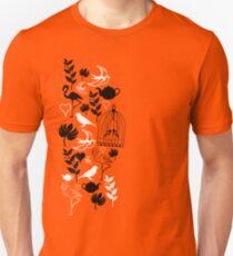 Singvogel T-Shirt Slim Fit T-Shirt