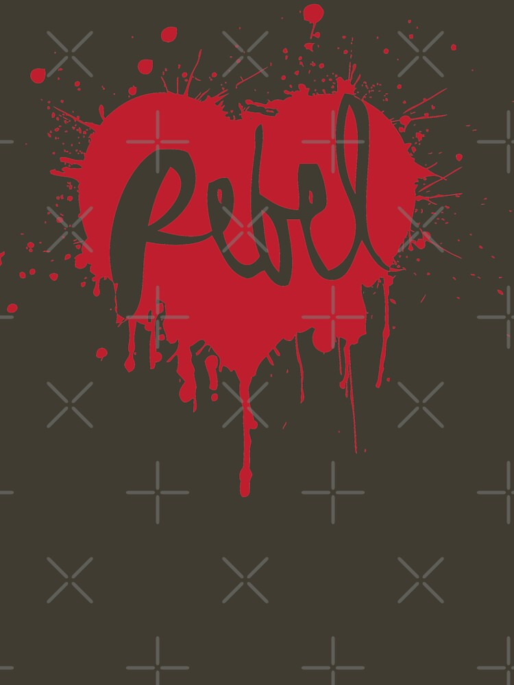 Rebel heart | Unisex T-Shirt