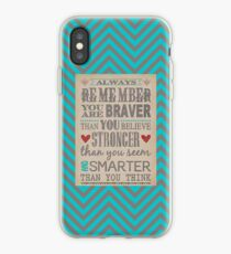 Always Remember... iPhone-Hülle & Cover