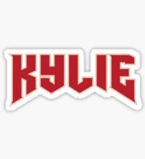 KYLIE Jenner Logo Sticker