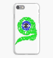 Jacksepticeye Quotes iPhone Case/Skin