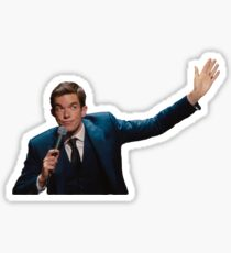 John Mulaney Sticker