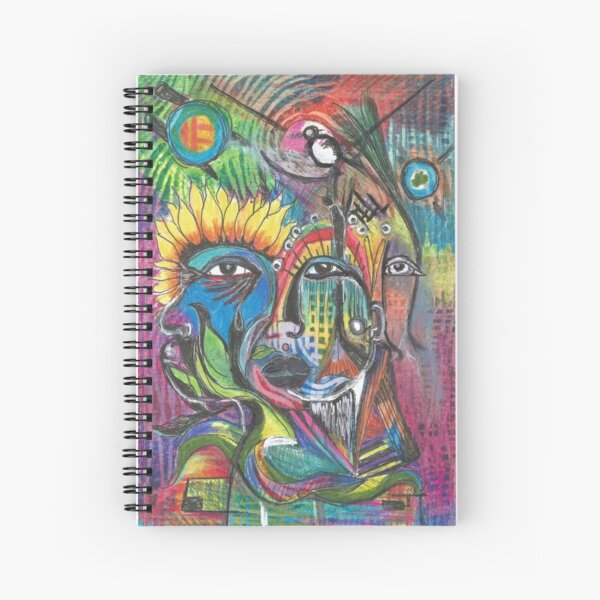 Folly Spiral Notebook