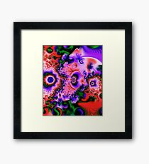 Coloured dreams Framed Print
