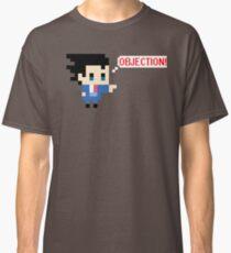 Objection 8 bits Classic T-Shirt
