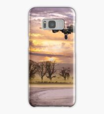 Morning return: Lancasters at sunrise Samsung Galaxy Case/Skin