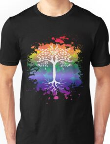 peace tree  Unisex T-Shirt