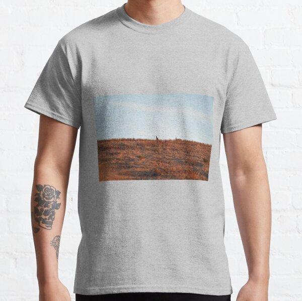 Kangaroo Sunset at Carrickalinga Classic T-Shirt