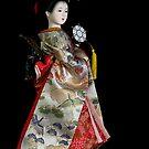 Japanese Doll by John  Kowalski