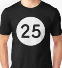 25 th Amendment US Constitution Unisex T-Shirt