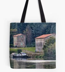 Canal Lateral Tote Bag