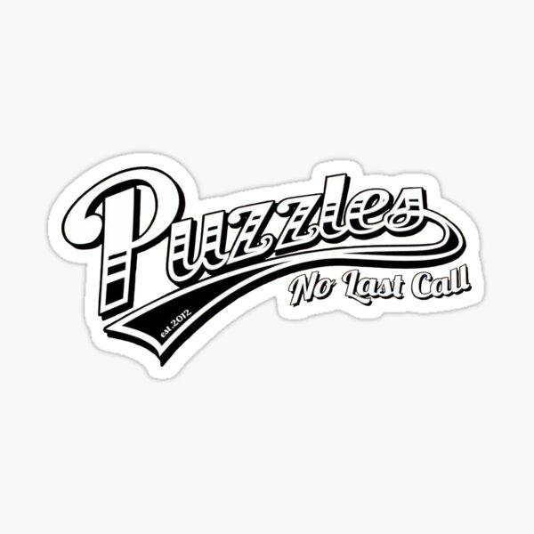 Puzzles Bar - Comment j'ai rencontré votre mère Sticker