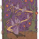 Twelve Dancing Princesses by tanaudel