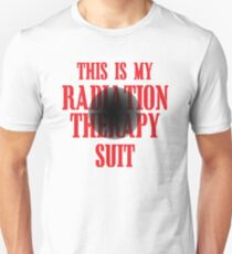 This Is My Radiation Therapy Suit Unisex T-Shirt