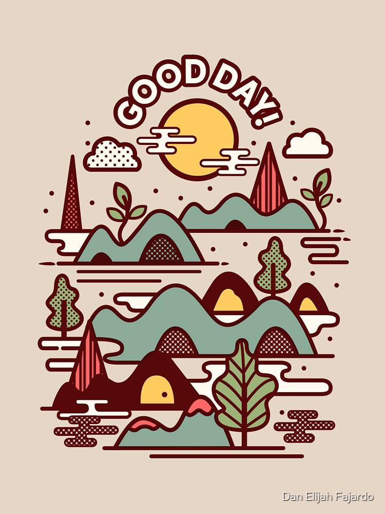 Haben Sie einen guten Tag von dandingeroz