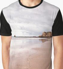 Praia da Rocha Graphic T-Shirt