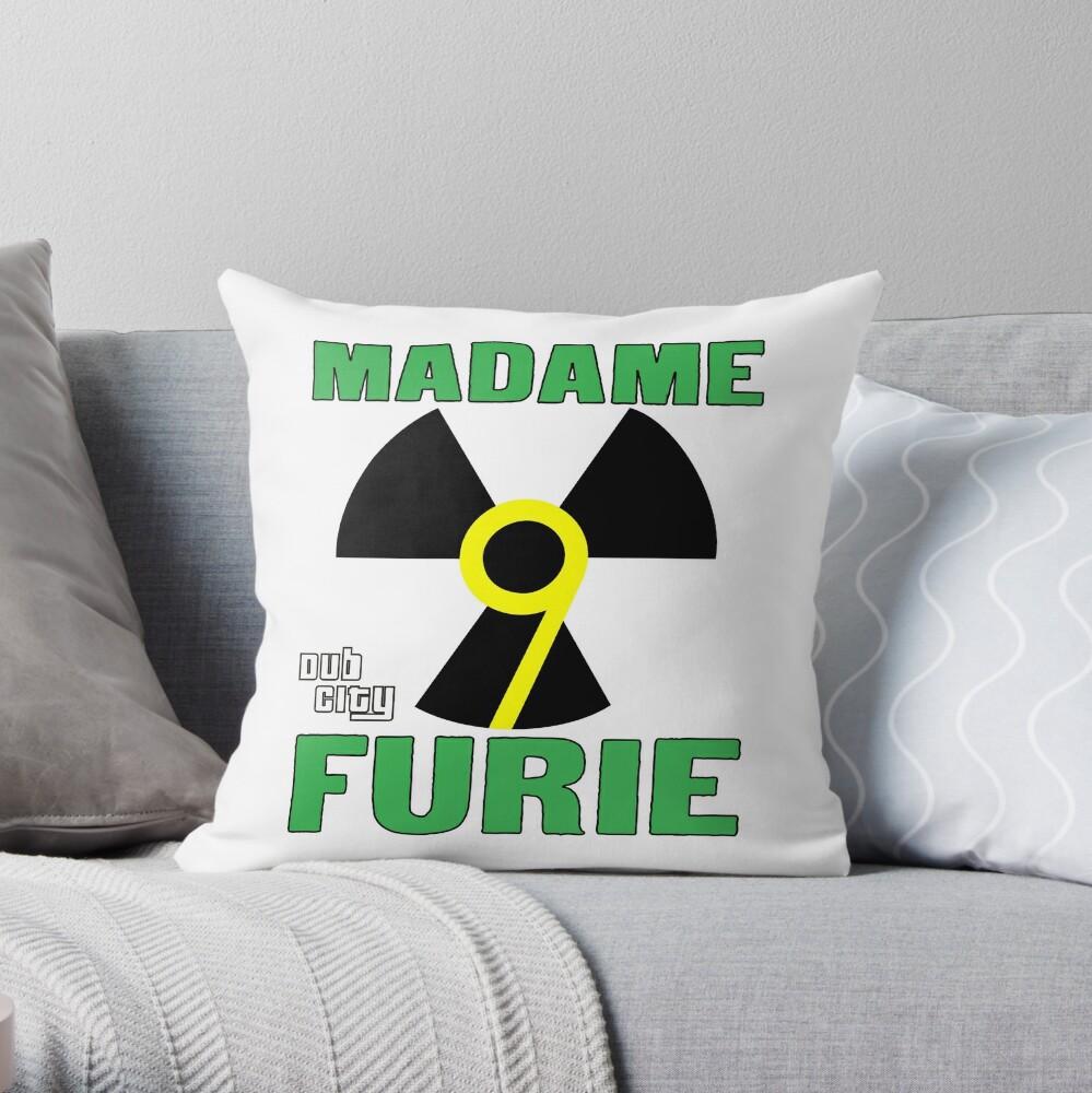 Madame Fury #9 Dub City Dekokissen
