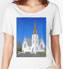 St Andrews Anglican, Cambridge Women's Relaxed Fit T-Shirt