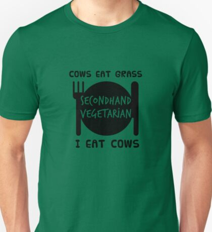 Second-Hand Vegetables T-Shirt